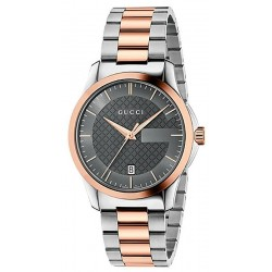 Kaufen Sie Gucci Unisexuhr G-Timeless Medium YA126446 Quartz