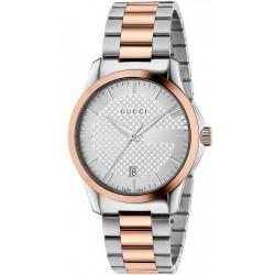 Kaufen Sie Gucci Unisexuhr G-Timeless Medium YA126447 Quartz