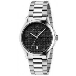 Kaufen Sie Gucci Unisexuhr G-Timeless Medium YA126460 Quartz