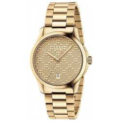 Kaufen Sie Gucci Unisexuhr G-Timeless Medium YA126461 Quartz
