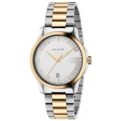 Kaufen Sie Gucci Unisexuhr G-Timeless Medium YA126474 Quartz