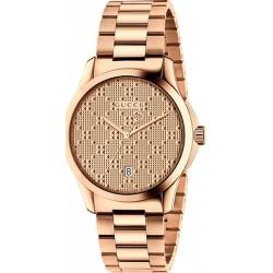 Kaufen Sie Gucci Unisexuhr G-Timeless Medium YA126482 Quartz