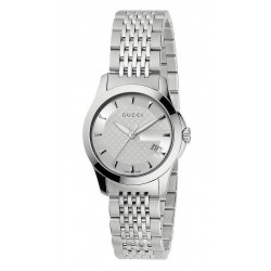 Kaufen Sie Gucci Damenuhr G-Timeless Small YA126501 Quartz