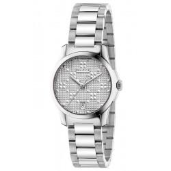 Gucci Damenuhr G-Timeless Small YA126551 Quartz