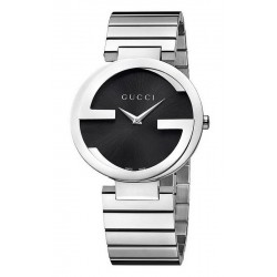 Gucci Damenuhr Interlocking Small YA133502 Quartz