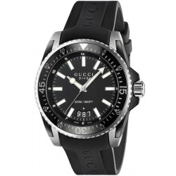 Kaufen Sie Gucci Herrenuhr Dive XL YA136204 Quartz