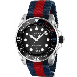 Kaufen Sie Gucci Herrenuhr Dive XL YA136210 Quartz