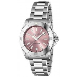 Kaufen Sie Gucci Damenuhr Dive Medium YA136401 Quartz