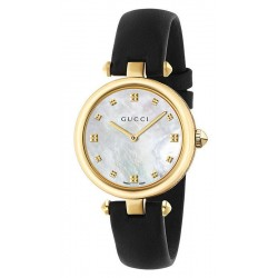 Kaufen Sie Gucci Damenuhr Diamantissima Medium YA141404 Perlmutt Quartz