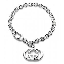 Kaufen Sie Gucci Damenarmband Silver Britt YBA190501001020
