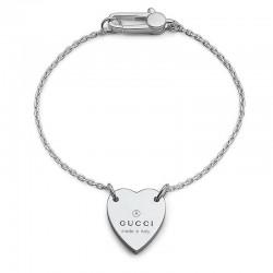 Gucci Damenarmband Trademark YBA223513001018 Herz