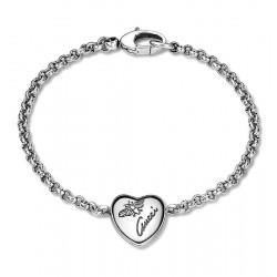 Kaufen Sie Gucci Damenarmband Flora YBA341953001018 Herz