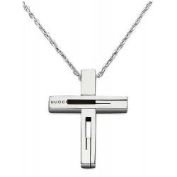 Kaufen Sie Gucci Herrenhalskette Silver YBB22836400100U Kreuz