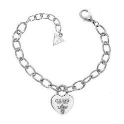 Kaufen Sie Guess Damenarmband Iconic UBB21567-S Herz