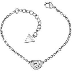Kaufen Sie Guess Damenarmband Crystals of Love UBB51413 Herz