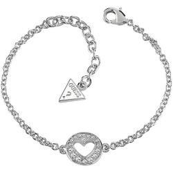 Kaufen Sie Guess Damenarmband G Girl UBB51495 Herz