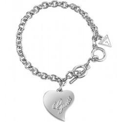 Kaufen Sie Guess Damenarmband Love UBB71530 Herz
