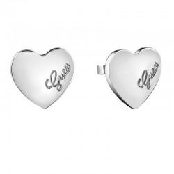 Kaufen Sie Guess Damenohrringe Heartbeat UBE61053 Herz