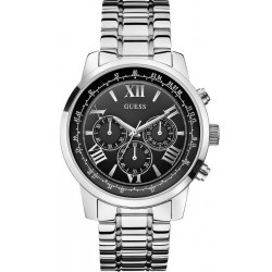 Guess Herrenuhr Horizon W0379G1 Chronograph