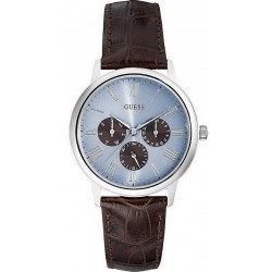 Guess Herrenuhr Wafer W0496G2 Multifunktions
