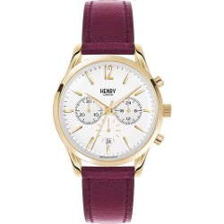 Kaufen Sie Henry London Damenuhr Holborn HL39-CS-0070 Quarz Chronograph
