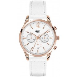 Kaufen Sie Henry London Damenuhr Pimlico HL39-CS-0126 Quarz Chronograph