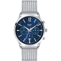 Henry London Herrenuhr Knightsbridge HL41-CM-0037 Quartz Chronograph