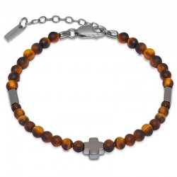 Kaufen Sie Jack & Co Herrenarmband Cross-Over JUB0002