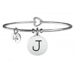 Kidult Damenarmband Symbols Buchstabe J 231555J