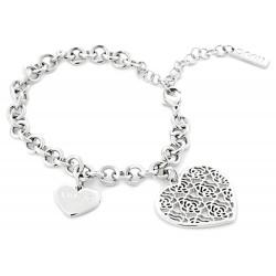Kaufen Sie Liu Jo Luxury Damenarmband Trama LJ904 Herz
