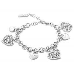 Kaufen Sie Liu Jo Luxury Damenarmband Trama LJ908 Herz