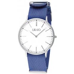 Liu Jo Luxury Herrenuhr Navy TLJ1041