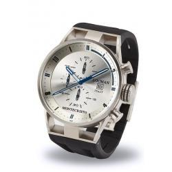 Locman Herrenuhr Montecristo Quarz Chronograph 051000AGFBL0SIK