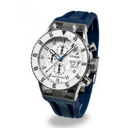 Locman Herrenuhr Montecristo Professional Diver Chronograph 051200WBWHNKSIB