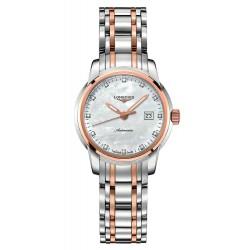 Kaufen Sie Longines Damenuhr Saint Imier L25635887 Diamanten Perlmutt Automatik