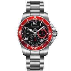 Kaufen Sie Longines Herrenuhr Hydroconquest L36964596 Automatik Chronograph