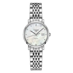 Kaufen Sie Longines Damenuhr Elegant Collection L43104876 Diamanten Automatik