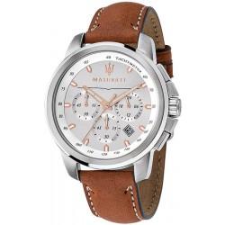 Kaufen Sie Maserati Herrenuhr Successo R8871621005 Quarz Chronograph