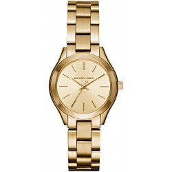 Michael Kors Damenuhr Mini Slim Runway MK3512