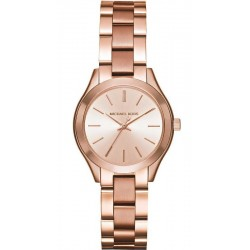 Michael Kors Damenuhr Mini Slim Runway MK3513