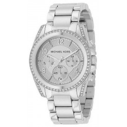 Michael Kors Damenuhr Blair MK5165 Chronograph