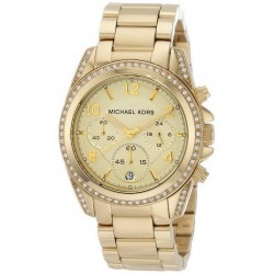 Michael Kors Damenuhr Blair MK5166 Chronograph