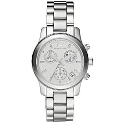 Michael Kors Damenuhr Mini Runway MK5428 Chronograph
