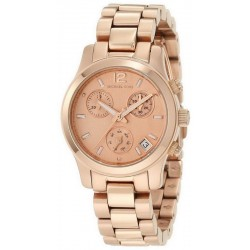 Michael Kors Damenuhr Mini Runway MK5430 Chronograph