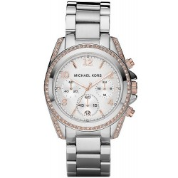 Michael Kors Damenuhr Blair MK5459 Chronograph