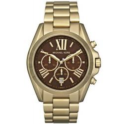 Kaufen Sie Michael Kors Unisexuhr Bradshaw MK5502 Chronograph