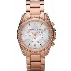 Michael Kors Damenuhr Blair MK5522 Chronograph