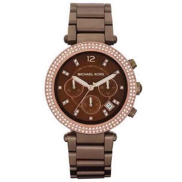 Kaufen Sie Michael Kors Damenuhr Parker MK5578 Chronograph