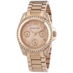 Michael Kors Damenuhr Mini Blair MK5613 Multifunktions