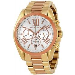 Kaufen Sie Michael Kors Unisexuhr Bradshaw MK5651 Chronograph